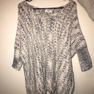 Umgee size medium big sweater.